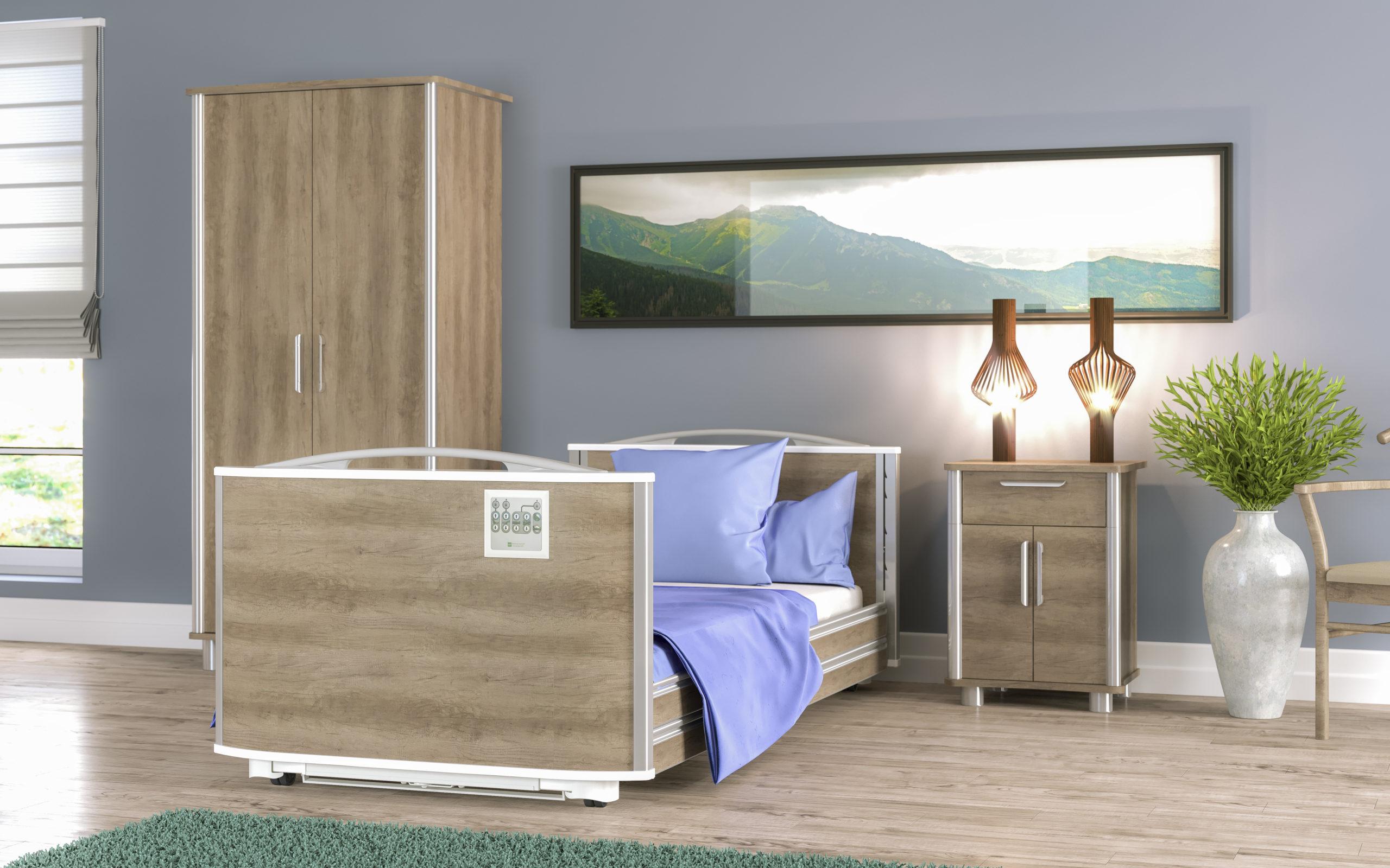 Floore Comfort nursing bed